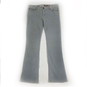 ABERCROMBIE & FITCH Baby Blue Corduroys